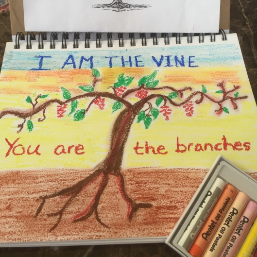 Let Go and Flow in the Vine.JPG